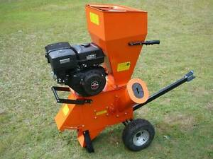 13HP CHIPPER SHREDDER MULCHER - 4 STROKE PETROL ENGINE Thornlands Redland Area Preview