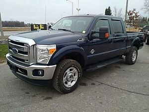 2016 Ford F-250 DIESEL FX4 XLT 4x4 CREWCAB SHORTBOX