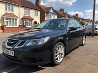 Black, Saab 9-3 1. 9 Tid Vector 150 BHP FACELIFT with FULL SERVICE HISTORY