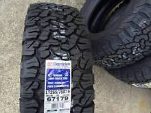 265/75R16 BFG KO2 FITTED! Mobile Tyre Service, We Come To You! Brisbane City Brisbane North West Preview