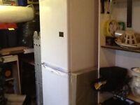 Hotpoint ice diamond tall fridge freezer