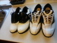 2 golf shoes : Nike & Proline size 10 UK and 8.5 UK great hardly used condition Both for £35