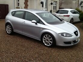 2007 SEAT LEON 1.9 TDI REFERENCE EXCELLENT CONDITION