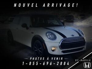 MINI Cooper 2016 HAYON + TOIT PANO + MAGS + CUIR + WOW !!!