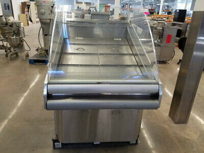 Hussman Refrigerated Seafood Display Case Sushi Cabinet 67