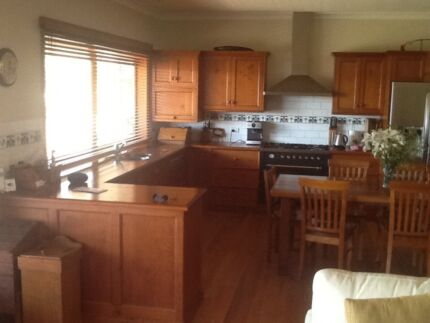 Timber Kitchen Kariong Gosford Area Preview