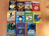 Boys Book Bundle (11 books)