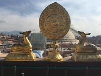 Buddhist meditation and study group