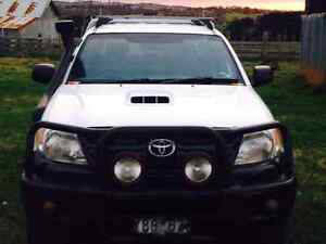4x4 hilux with heaps of extras North Shore Geelong City Preview