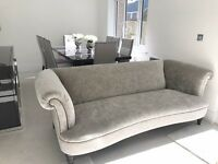 Barker & Stonehouse Sofa, Love Seat and Poofe