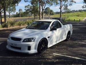 my2010 Holden Commodore Ute ve ssv, v8 , manual 1 year rego Bossley Park Fairfield Area Preview