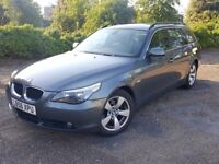 BMW 520D Touring Diesel Automatic 12 Month's MOT Full Service History