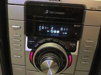 sony vac5 hifi system 200 watts