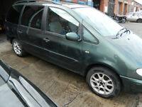 2000 Ford Galaxy Diesel *SWAP FOR CAR , BIKE OR VAN*
