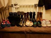 Girls size 7 shoe bundle