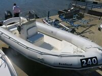 2005 Bombard 550 SB Explorer