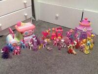 My little pony 24 piece bundle