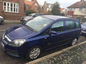 2008 Vauxhall Zafira B 1.8 petrol automatic low mileage 54600 new MOT 11 MONTHS