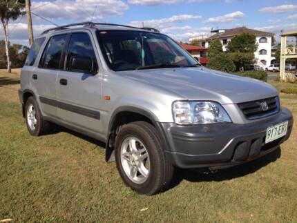 1998 Honda CRV Wagon East Brisbane Brisbane South East Preview