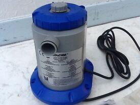 Bestway Filter Pump for kids outdoor pool
