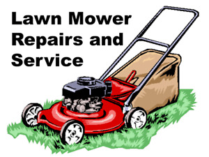 Lawn Mower Repairs & Service - No fix, no charge
