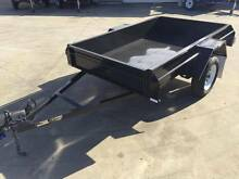 7x4 Heavy Duty Single Axle 3/4 tons trailer Renmark Paringa Preview