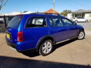 2006 Holden Adventra SX6 3.6L 6 CYL Wagon - AUTOMATIC