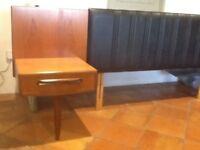 "2 g plan ""fresco"" bedside tables"