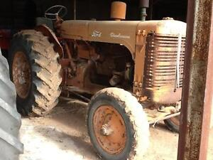 Chamberlain 55KA Tractor Nullawil Buloke Area Preview