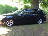 2006 BMW 5 SERIES//525D SE//TOURING// ESTATE//EXCELLENT CAR PRICED TO SELL//A4 A6 AVANT MERCEDES ///