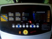 treadmill used working