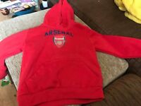 Arsenal jumper