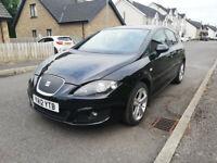 2012 Seat Leon 1.6 TDI 105BHP, Sat Nav, high Spec, £0 Tax(Golf, Bora, Jetta, ibiza, A3, A4)