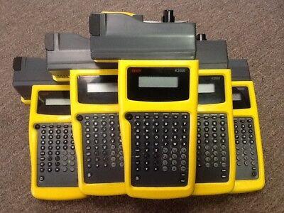 Turbocharge Your Kroy K2000 K2500 K4100 Or K5100 Label Wire Marker Printer