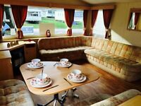CHEAP STATIC CARAVAN FOR SALE NORTHUMBERLAND NEAR NEWCASTLE SANDY BAY WHITLEY BAY AMBLE LINKS NORTH