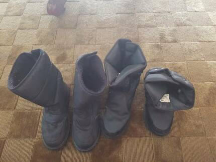 2 x Pairs of Snow Shoes 8/10 Condition
