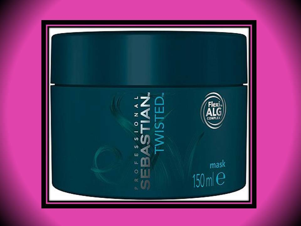 Sebastian Twisted Elastic Treatment Mask for Curls 5.1 oz