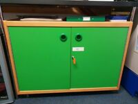 Office Under Counter Cupboard - Lockable