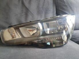 Audi A1 2010-2014 Headlight/headlamp (passenger Side) 8XO 941 003 A