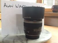 Canon EF-S 60mm macro lens Superb condition...