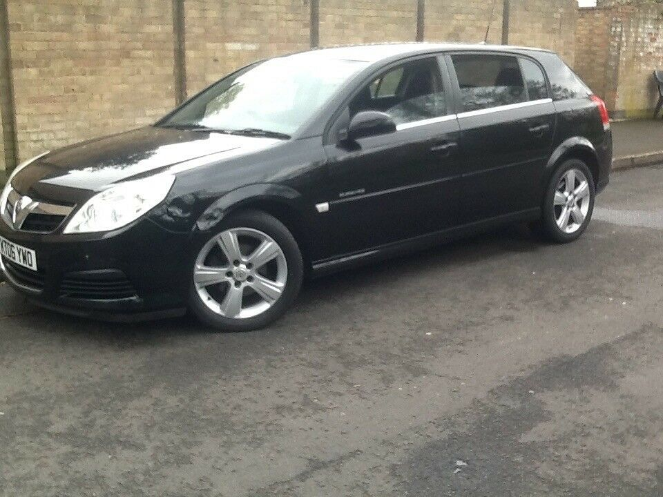 Vauxhall Signum 2006 New Shape 19 Cdti 6speed 500 No Offers In