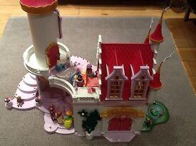 Playmobil Princess Fairytale Castle + additional playsets