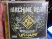 Machine Head ‎– Hellalive, CD, VG, released on Roadrunner Records