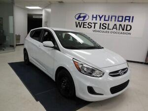Hyundai Accent L 1.6L MAN, BAS KM, CONTRÔLE DE TRACTION