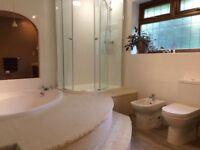 High quality bathroom fitting.