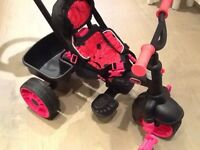 Little Tikes 4 in 1 trike / tricycle - excellent condition, barely used