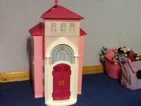 Barbie Malibu Dolls House