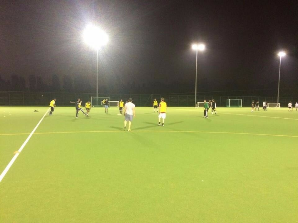 Friendly 7-a-side Football in North Dulwich every Wednesday at JAGS Sports Club