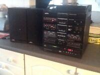 Saisho music system model cdm 500