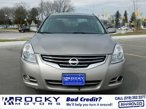 2012 Nissan Altima $15,995 PLUS TAX